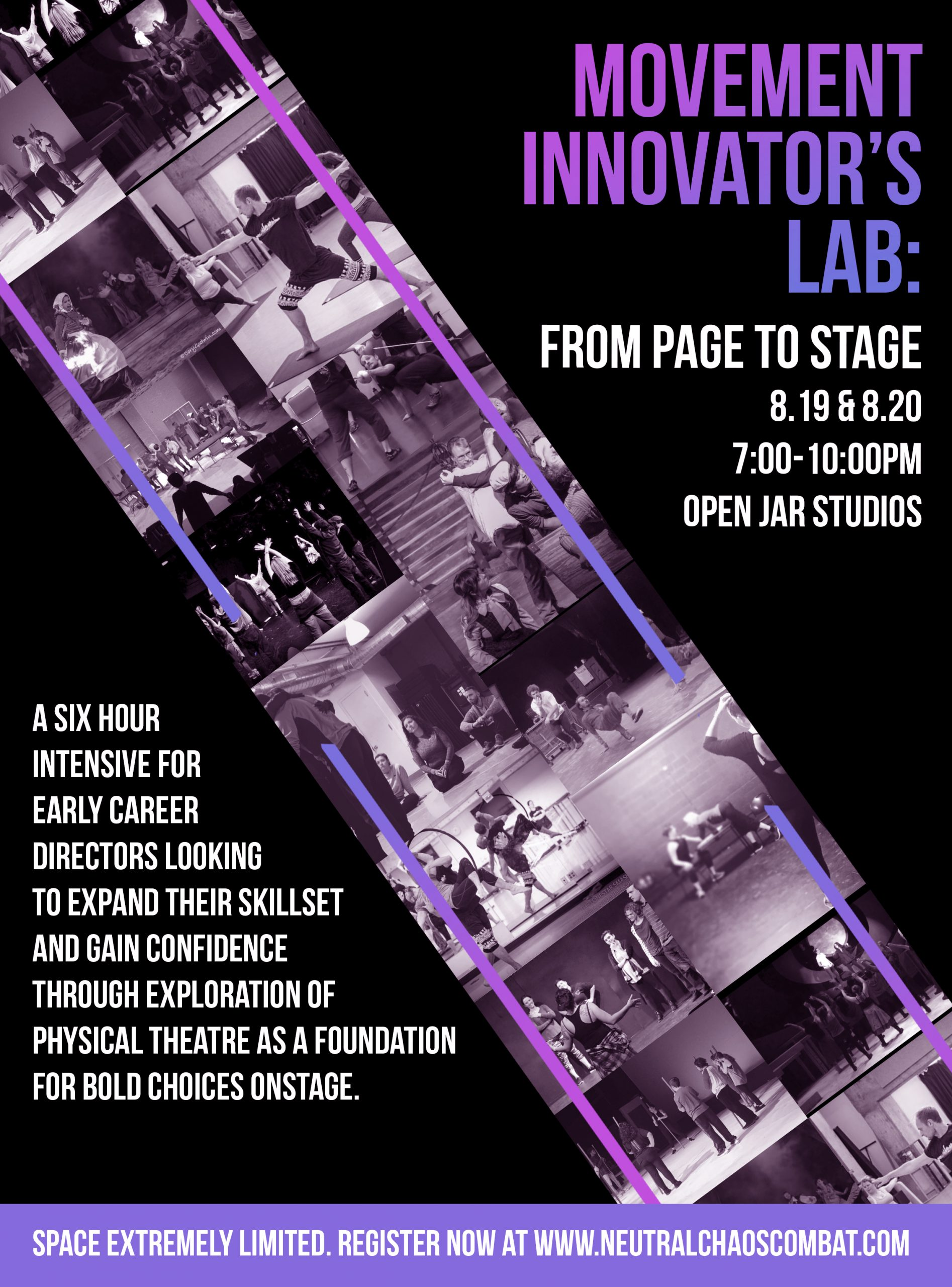 Movement innovator's lab